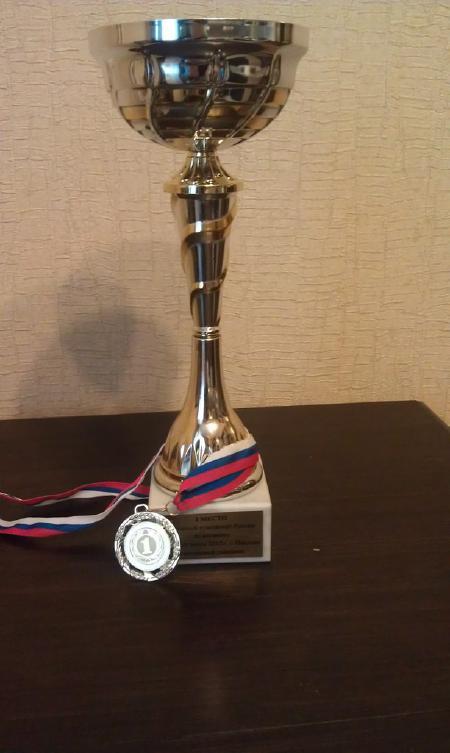 Данила Петров на турнире ПЧР 2012