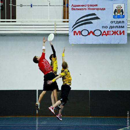 Данила Петров на турнире Лорд Новгород 2012