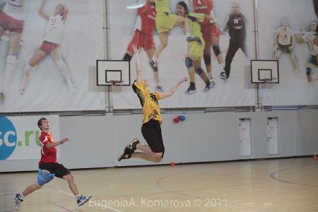 Данила Петров на турнире Запуск 2011