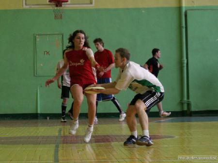 Мэри Макарова на турнире Мартовские игры II