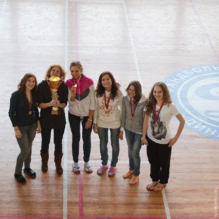 Мэри Макарова на турнире Минск 2012