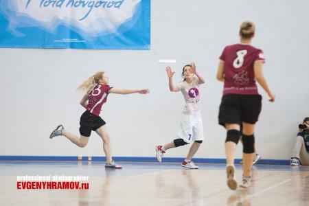 Мэри Макарова на турнире Лорд Новгород 2013