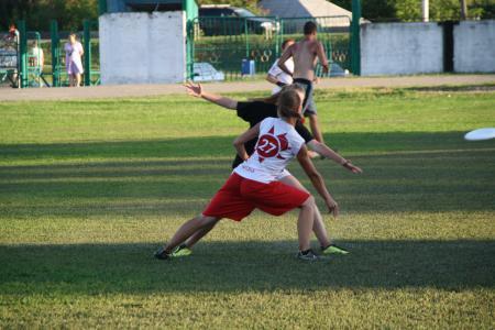 Екатерина Блажко на турнире ОЛЧ 2015 — 3 этап