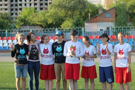 Екатерина Блажко на турнире ОЛЧ 2015 — 1 этап