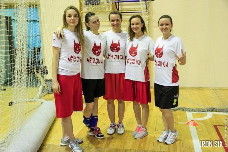 Екатерина Блажко на турнире Финал ЖЛ (Iron6)