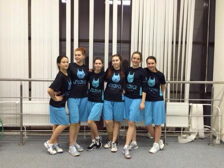 Екатерина Блажко на турнире Женская лига| IRONSIX | ЦР-2