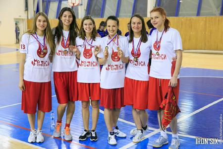 Екатерина Блажко на турнире Женская лига | IRONSIX | финал