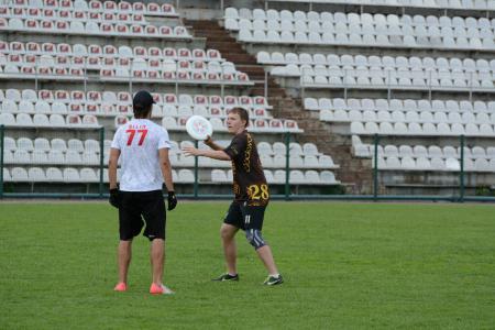 Борис Хилько на турнире ОЛЧ 2015 — 2 этап