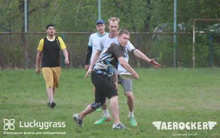 Борис Хилько на турнире All Stars Ultimate Camps 2015