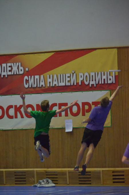 Борис Хилько на турнире Каска 2013