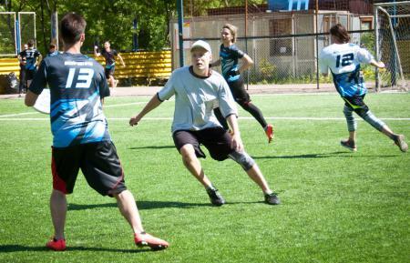 Борис Хилько на турнире Game of faculties 2016