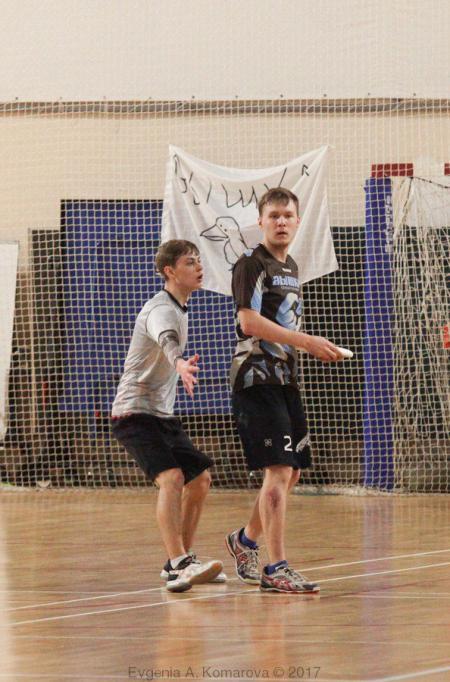 Борис Хилько на турнире Весеннее Обострение 2017
