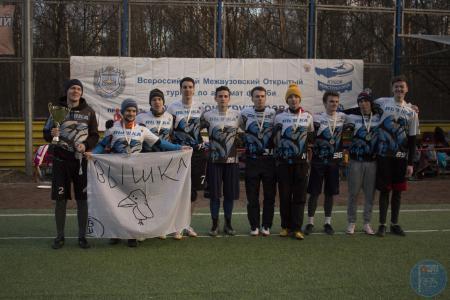 Борис Хилько на турнире Кубок Конструкторов 2017