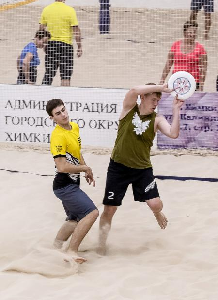 Борис Хилько на турнире Высшая Битва 2018