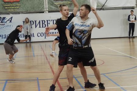 Борис Хилько на турнире Весеннее обострение 2021