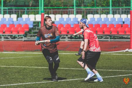 Борис Хилько на турнире МФЛД 2021
