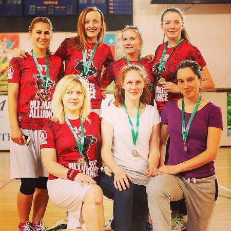 Екатерина Луценко на турнире Весеннее обострение 2015