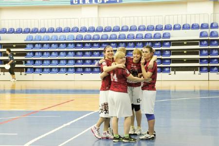 Екатерина Луценко на турнире Лорд Новгород 2015