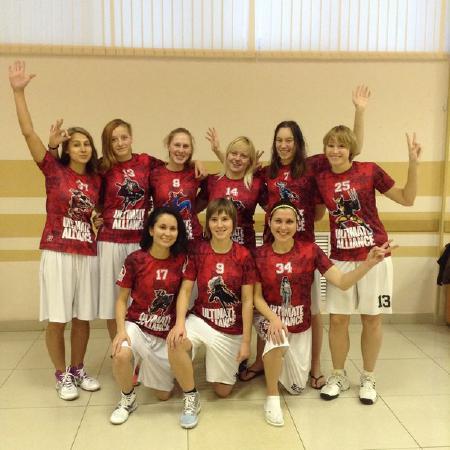 Екатерина Луценко на турнире Запуск 2014