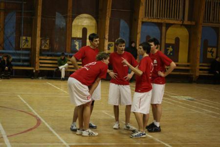 Данил Кутов на турнире зАпуск 2009