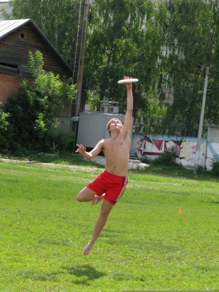 Данил Кутов на турнире ЙОЖ-2008