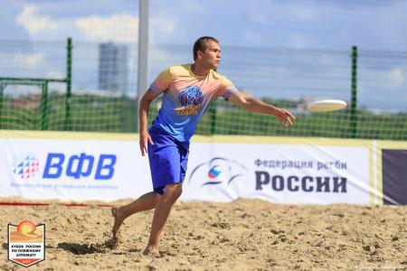 Данил Кутов на турнире Кубок России 2017