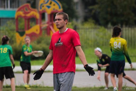 Данил Кутов на турнире КНО 2017