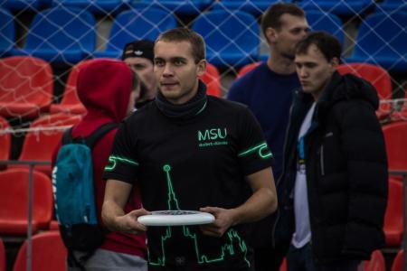 Данил Кутов на турнире Кубок Столетовых 2017