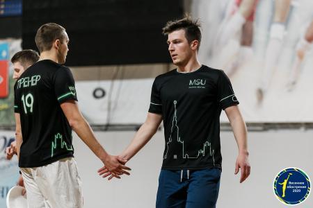 Данил Кутов на турнире Весеннее обострение 2020