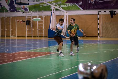 Борис Герн на турнире Летящий SpiNN 2014