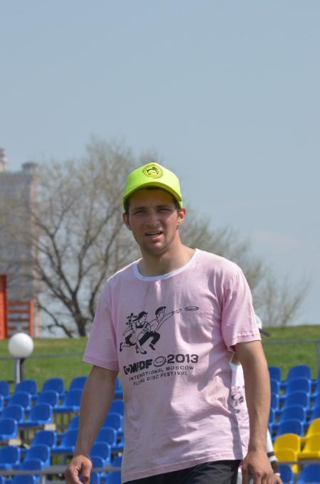 Борис Герн на турнире МФЛД 2013