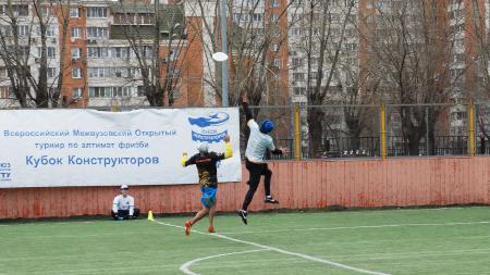 Борис Герн на турнире Кубок Конструкторов 2013
