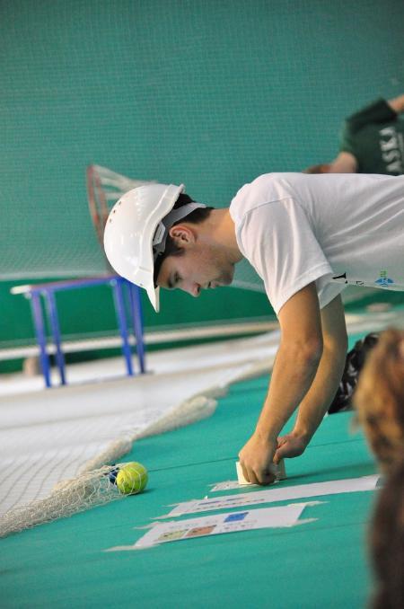 Борис Герн на турнире Каска 2012