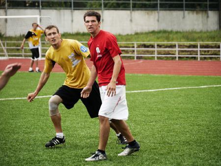 Борис Герн на турнире КНО 2011