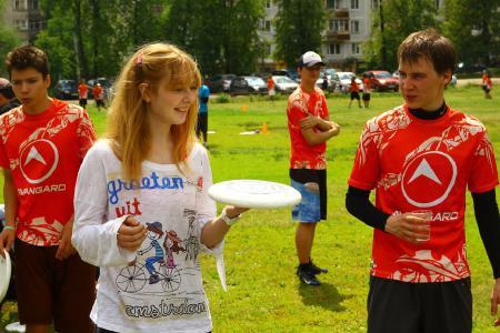 Игорь Арсеньев на турнире Экстаз 2012