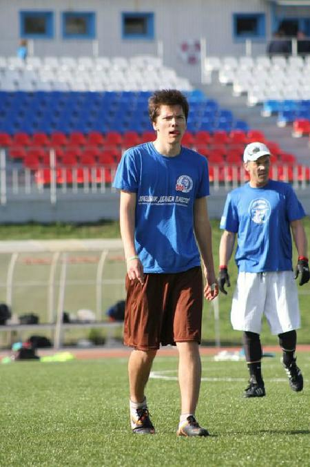 Игорь Арсеньев на турнире Yaroslavl Hat' Spring 2014