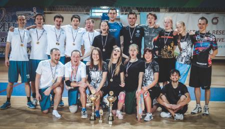 Игорь Арсеньев на турнире Оттепель 2015