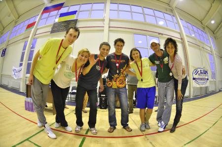 Александр Толоченко на турнире СМАРТ 2011