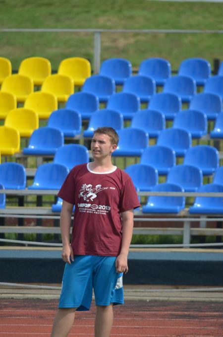 Леонид Дивисенко на турнире МФЛД 2013