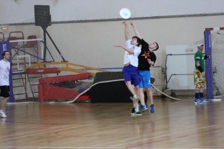 Леонид Дивисенко на турнире Весеннее обострение 2013