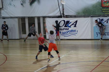 Леонид Дивисенко на турнире Запуск 2014