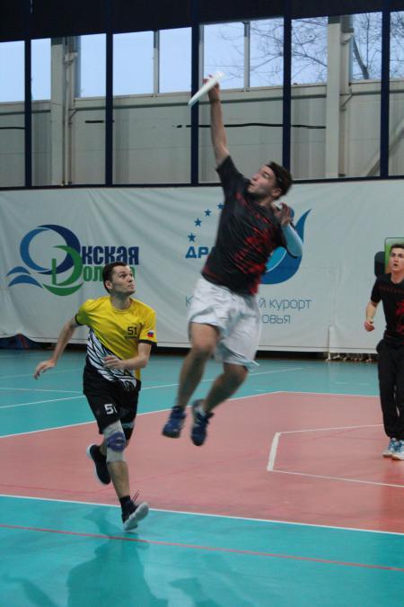 Леонид Дивисенко на турнире ЗаПуск 2017