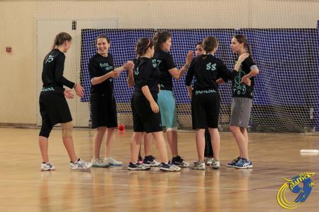 Женя Киримлиди на турнире ЗаПуск 2016