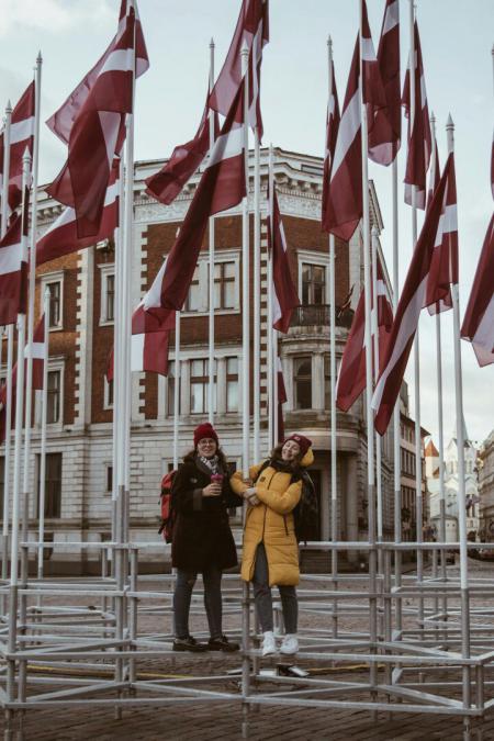 Женя Киримлиди на турнире Rigas Rudens 2017