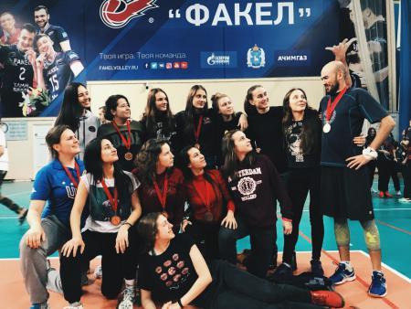 Женя Киримлиди на турнире ЗаПуск 2017