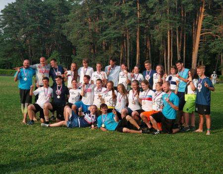 Женя Киримлиди на турнире Охота на Жар-птицу 2018