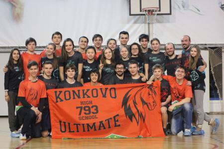 Женя Киримлиди на турнире Весеннее обострение 2015