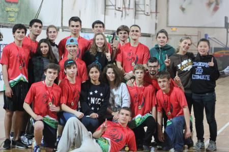 Женя Киримлиди на турнире Запуск 2014