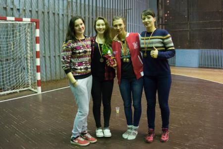 Ксения Ясалова на турнире Рождественский турнир 2016