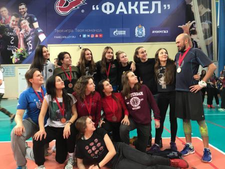 Ксения Ясалова на турнире ЗаПуск 2017